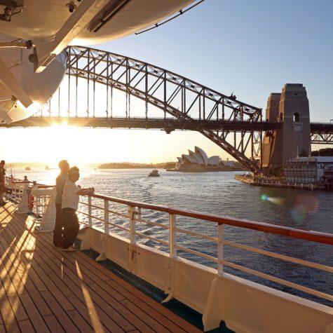 CTI Australia-Sydney Harbor Bridge