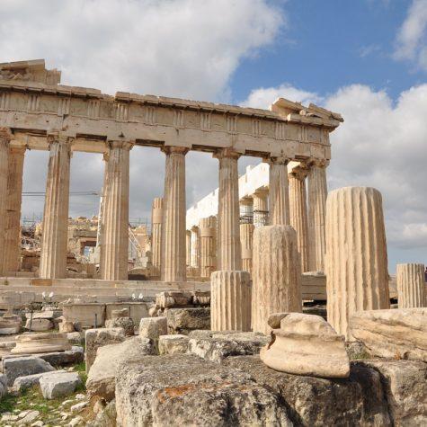 CTI Greece-Athens-Acropolis