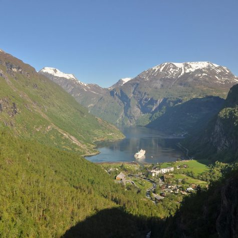 CTI Norway-Geiranger Fjord