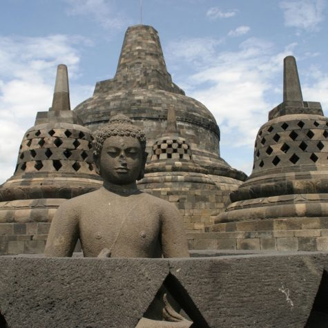 CTI Indonesia-Java-Borobodur