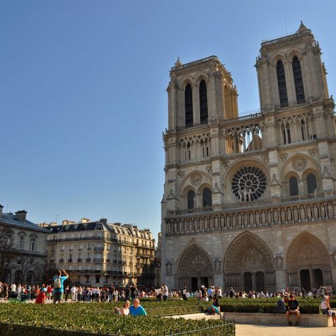CTI France-Paris-Notre Dame de Paris