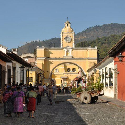 CTI Guatemala-Antigua