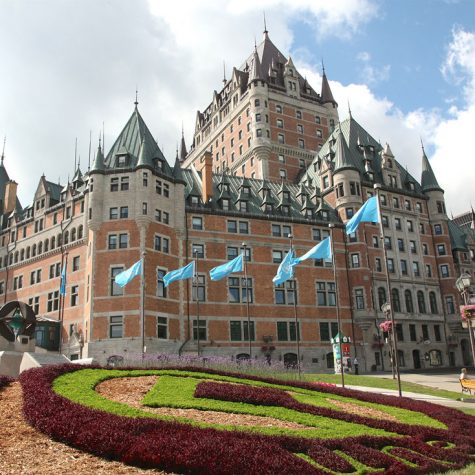 CTI Canada-Quebec-Chateau Frontenac