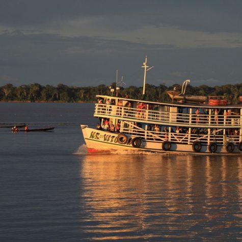 CTI Brazil-Amazon River