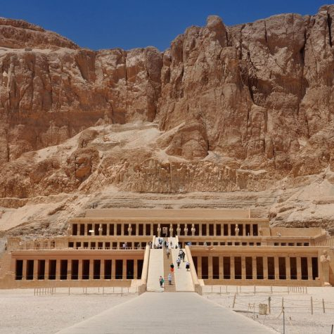 CTI Egypt-The Temple of Hatsepsut