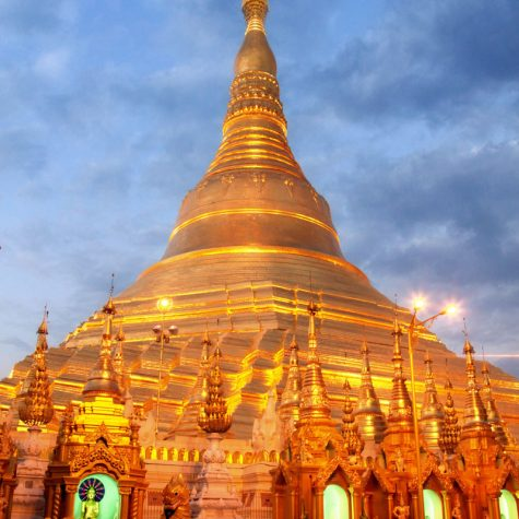CTI Myanmar-Yangoon-Shwedagon Pagoda